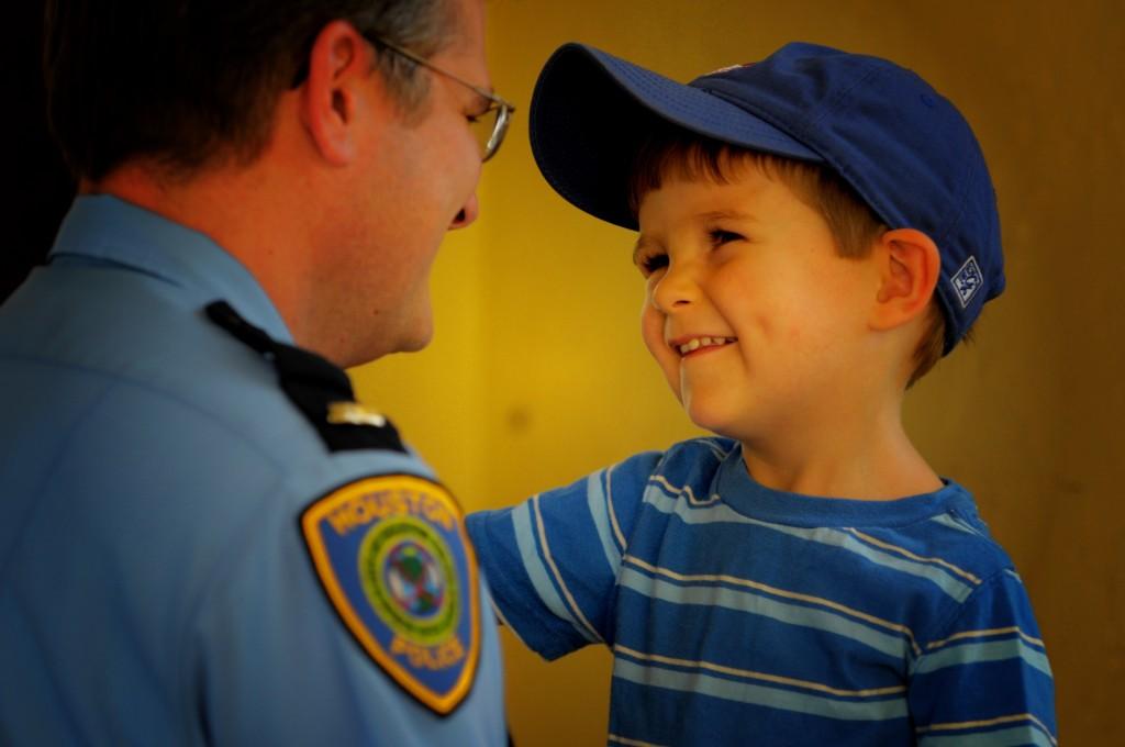 police officer LOMO2
