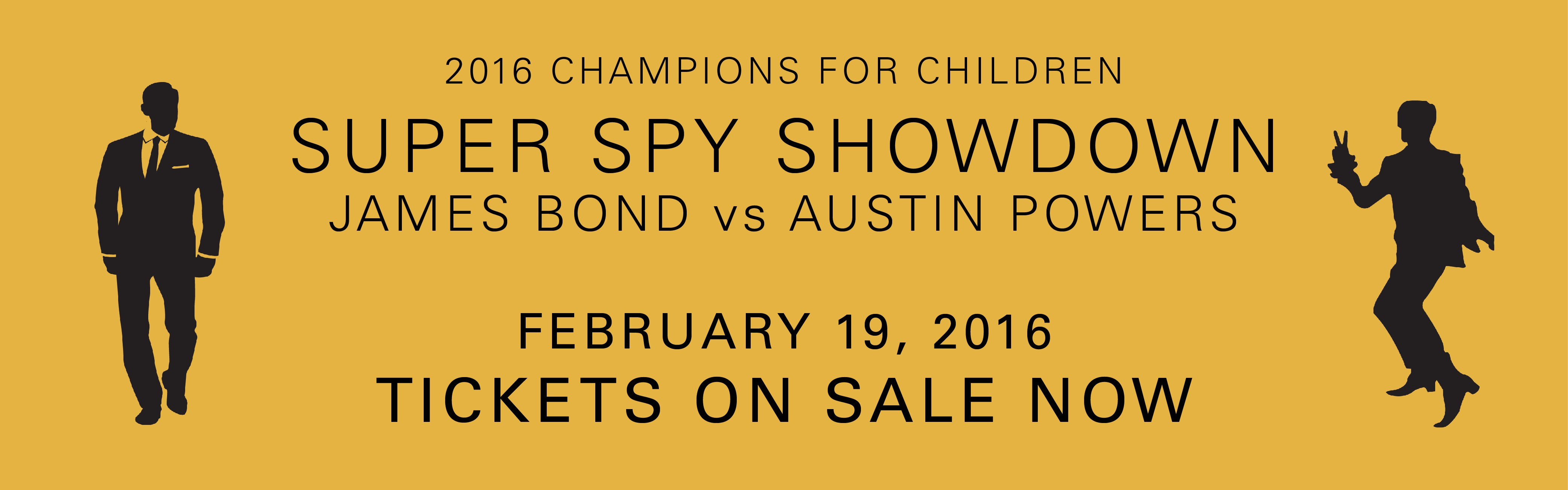 Super Spy Showdown on Feb 19 2016