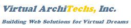 virtual artchitects logo